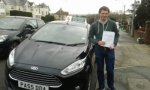 Giuseppe Schiavo passed with Drivewell Driving Academy
