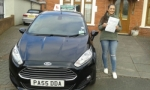 Grace Palladino passed with Drivewell Driving Academy