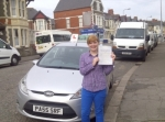 Holly Bryant passed with Drivewell Driving Academy