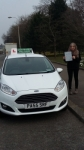 Haneefa Qureshi passed with Drivewell Driving Academy