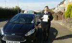 Hannah Brown passed with Drivewell Driving Academy
