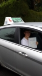 Jack Shilling passed with Drivewell Driving Academy