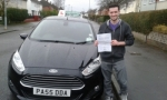 Jason Said passed with Drivewell Driving Academy