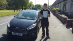 Joao Domingues passed with Drivewell Driving Academy