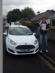 Joshua Kelly passed with Drivewell Driving Academy