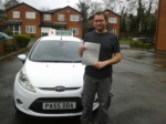 Nathan Chinchen passed with Drivewell Driving Academy