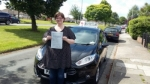 Rebekah Clark passed with Drivewell Driving Academy