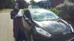 Safiah Afifi passed with Drivewell Driving Academy