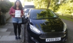 Shamela Grainger passed with Drivewell Driving Academy