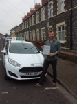 Stephen Cichrocki passed with Drivewell Driving Academy