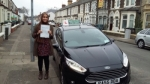 Umber Nasir Khan passed with Drivewell Driving Academy
