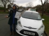 Zara Ahmed passed with Drivewell Driving Academy