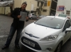 Claudio Moreira passed with Drivewell Driving Academy