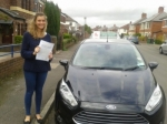 Daisy Conchie passed with Drivewell Driving Academy