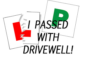 Shakila Begum passed with Drivewell Driving Academy