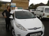 Edith passed with Drivewell Driving Academy