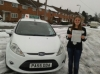 Eleanor Ball passed with Drivewell Driving Academy