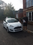 Evan Oliver passed with Drivewell Driving Academy