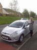 Holly North passed with Drivewell Driving Academy