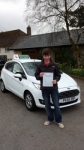 Joel Pell passed with Drivewell Driving Academy