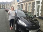 Kirsty Green passed with Drivewell Driving Academy