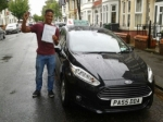 Manyongy Moliro passed with Drivewell Driving Academy
