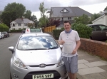 Oliver Cummings passed with Drivewell Driving Academy