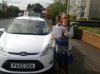Sara Watkin passed with Drivewell Driving Academy