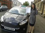 Shan shan Hou passed with Drivewell Driving Academy