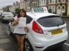 Wingsee passed with Drivewell Driving Academy