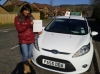 Yanty Francina passed with Drivewell Driving Academy