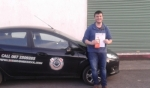 Adam O'Halloran passed with L 2 N Driving School