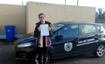 Chanakan Moosiri passed with L 2 N Driving School