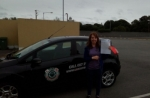 Christine Furlong passed with L 2 N Driving School