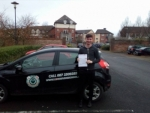 Conor Daly passed with L 2 N Driving School