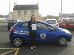 Denise Morgan passed with L 2 N Driving School