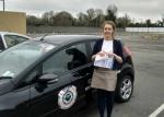 Elizabeth O´Dwyer passed with L 2 N Driving School