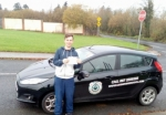 Gary Mulready passed with L 2 N Driving School