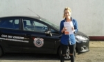 Jackie OMahony passed with L 2 N Driving School