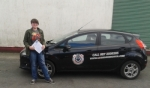 Janette McCormack passed with L 2 N Driving School