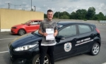 Jeffery McCallister passed with L 2 N Driving School