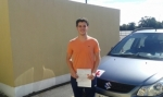 John Pomeroy passed with L 2 N Driving School