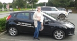 Lucy Prichard-Ellis passed with L 2 N Driving School