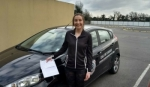Marylee Guerin passed with L 2 N Driving School