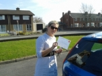 Megan Hennessy passed with L 2 N Driving School