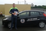 Michael O'Leary passed with L 2 N Driving School