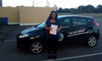 Noor MD Jahan passed with L 2 N Driving School