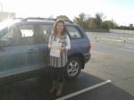 Rita Hehir passed with L 2 N Driving School