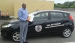 Sabir Fadleallah passed with L 2 N Driving School