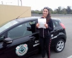 Saphron Werfelli passed with L 2 N Driving School